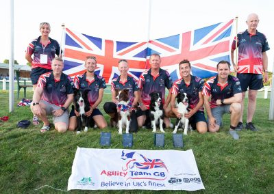 Agility Team GB