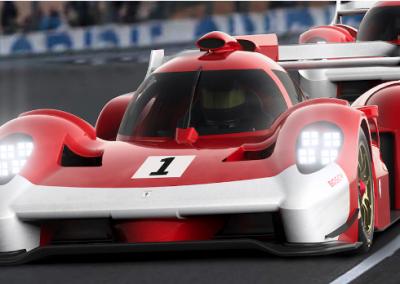 2021 Le Mans Challenger